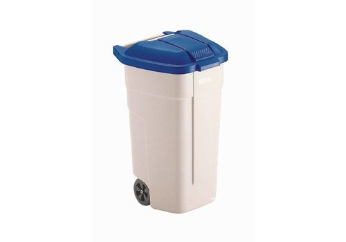 Rubbermaid Roller Box Blue Cover | 100 liters