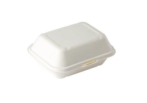 HorecaTraders Recyclable fast food carton (250 pieces)
