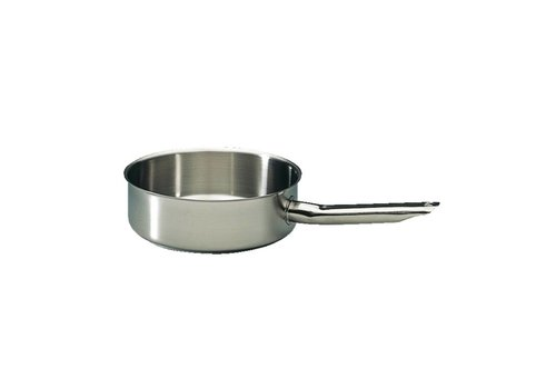 Bourgeat Stainless steel catering Sauteuse | Ø20 cm