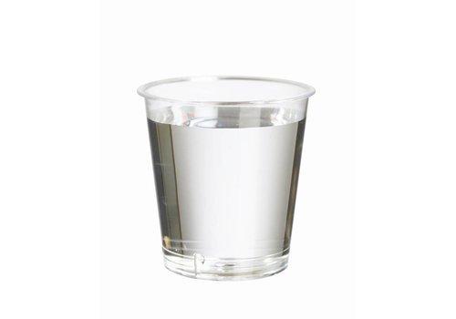 HorecaTraders Polystyrene shots glazen 3 cl (Box 1000)