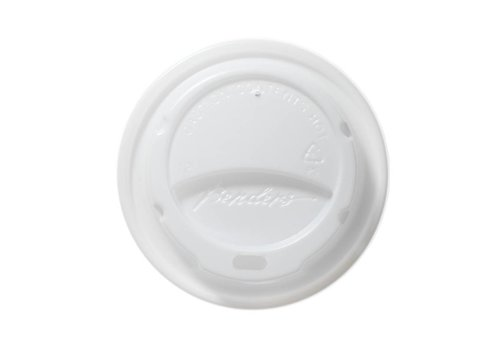 HorecaTraders 34 cl. Cup lid white (1000)