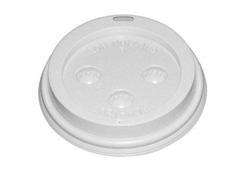 HorecaTraders Koffiebeker 23 cl deksel (1000 stuks)