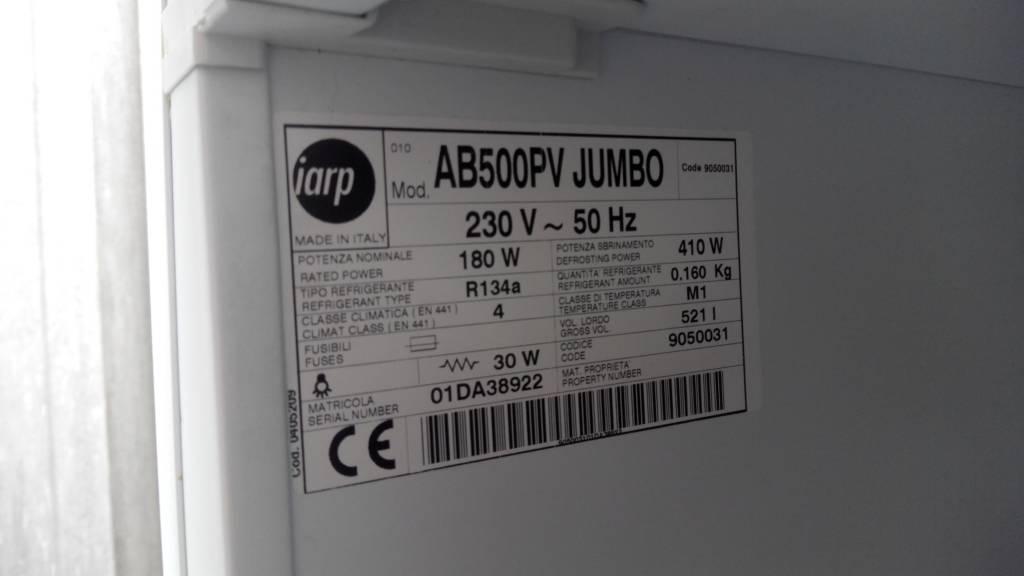 Jumbo Kühl- / Gefrierschrank Teile & Zubehör - HorecaTraders ... | {Zubehör für gefrierschränke 25}
