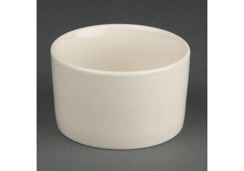 Olympia Porzellan Ivory Schüssel 9 cm (12 Stück)