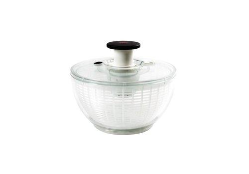 HorecaTraders Salat und Kräuter Zentrifuge | 2,8 Liter
