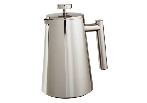 Olympia Stainless Steel Cafetiere | 35cl