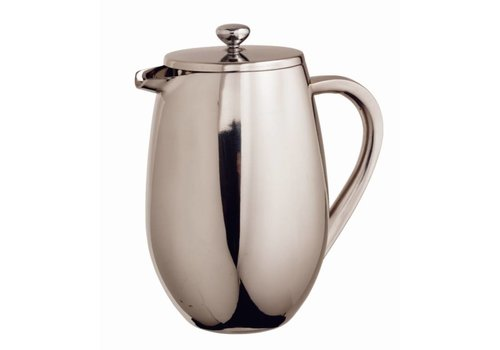 Olympia RVS Cafetiere 400 ml