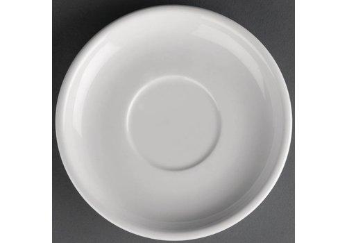 Athena Weiße Porzellanschale | 14 cm (24 Stück)
