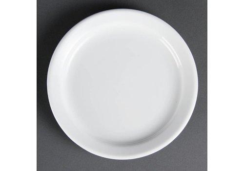 Olympia Horeca Platten mit schmalem Rand 18 cm (12 Stück)