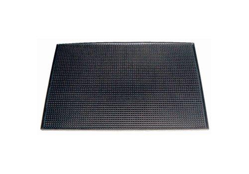 HorecaTraders Rubber Barmat   45 x 30 cm
