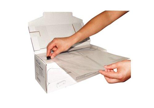 Henkelman Vacuum packaging roll with snijbox