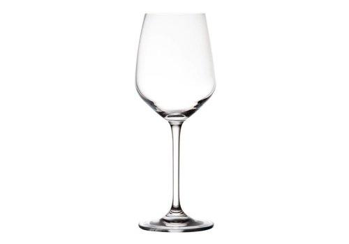 Olympia Kristallen chime wijnglazen, 620 ml (6 stuks)
