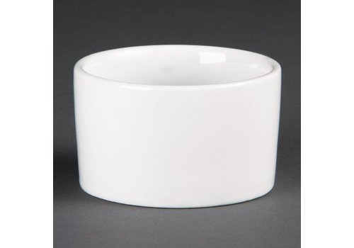 Olympia Schüssel rund Porzellan 9cm | 12 Stück