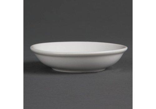 Olympia Porselein Saus Kommen 10 cm | 12 stuks