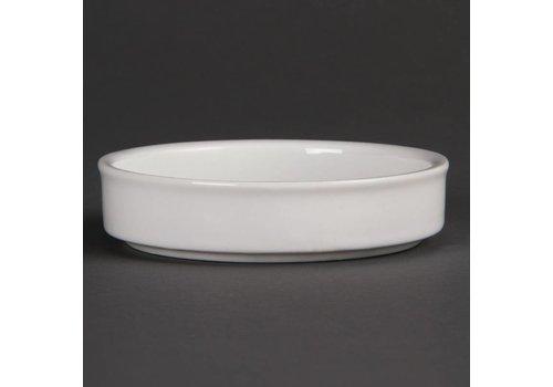 Olympia Stapelbare Porzellanschüssel Mittelmeer | 6 Stück