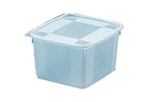 Bourgeat Food Box GN 1/6 2 Liter (6 Stück)