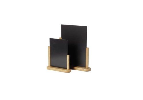 Securit Table Chalk Plate | 2 Sizes