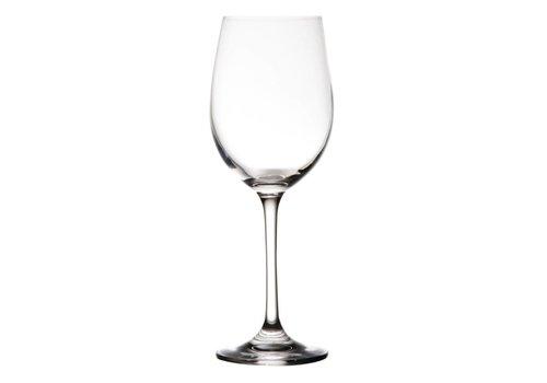 Olympia Kristallen Modale wijnglazen, 395 ml (6 stuks)