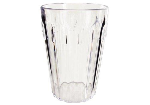 HorecaTraders Polycarbonaat drinkglas, 255 ml (12 stuks)