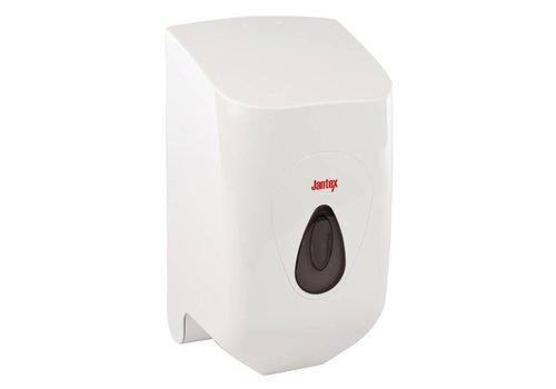 Jantex Towel dispenser Plastic White - MUCH FOR LITTLE