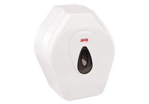 Jantex Toiletroldispenser Klein Wit - PRO SERIES
