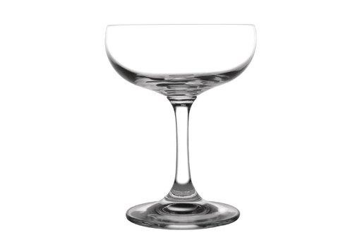 Olympia Kristallen champagneglazen, 18 cl (6 stuks)