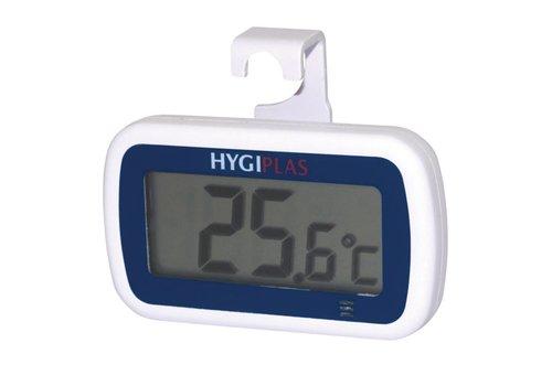 HorecaTraders Waterproof mini thermometer | white