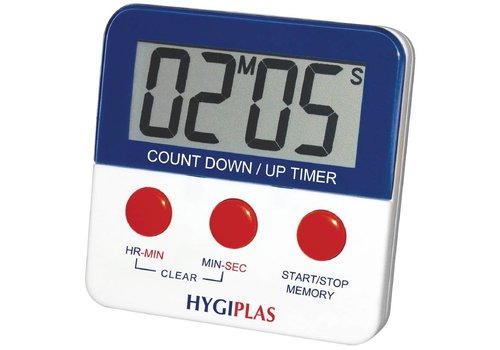 Hygiplas Hygiplas Timer 63 x 63 mm