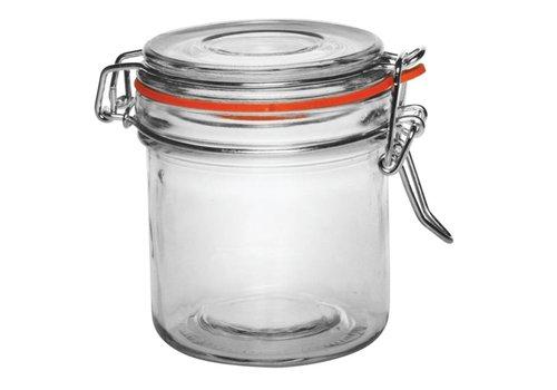 Vogue Glas Weckglases / Dose mit Verschlussklammer, 0,35 l (6 Einheiten)