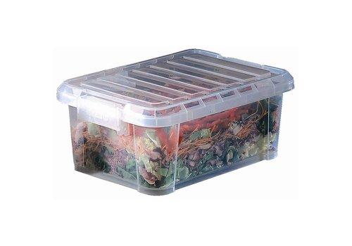 Araven Plastic food container | 2 Sizes