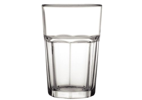 Olympia Drinkglas, half paneel, 285 ml (12 stuks)