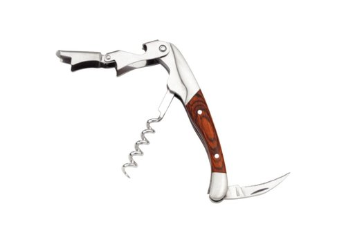 HorecaTraders Tweetraps corkscrew | 12 cm