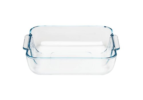 Pyrex Square glass baking dish, 210x210mm