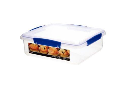 HorecaTraders Brotbehälter   3,5 Liter