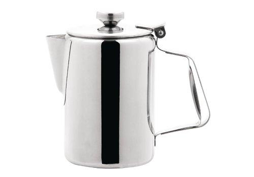 HorecaTraders RVS koffiekan | 5 Formaten