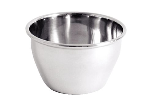 HorecaTraders RVS puddingvorm | 7 cm Ø