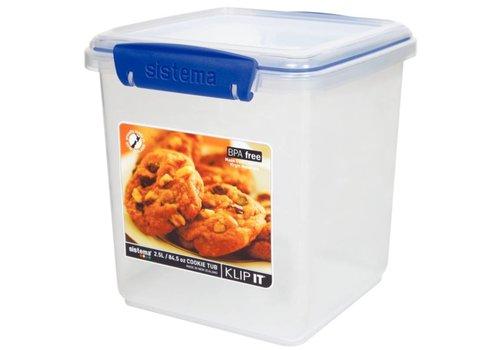 HorecaTraders Klip It voedseldoos 2,3 liter