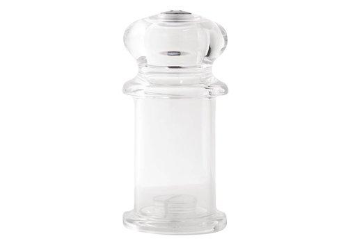 HorecaTraders Plastic zoutstrooier | 13,5 cm