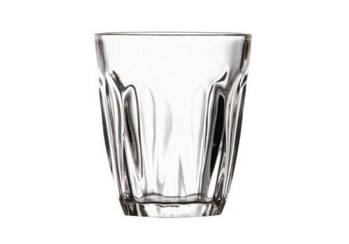 Olympia Drinkglas van gehard glas, 130 ml (12 stuks)