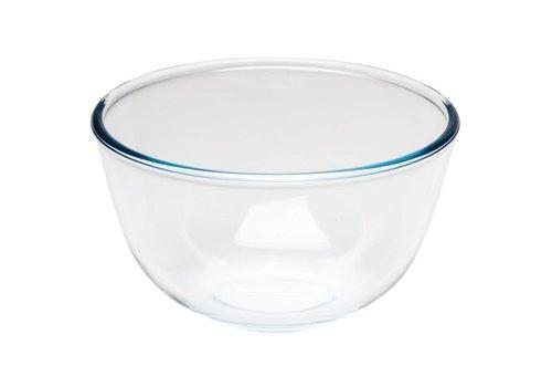 Pyrex keukenkommen glas, 0,5 l