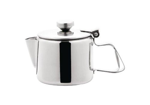 HorecaTraders Edelstahl Teedose Rostfreie Kaffeekanne | 6 Formate