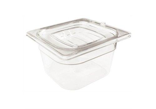 HorecaTraders GN-Behälter 1/6 | 3 Formate