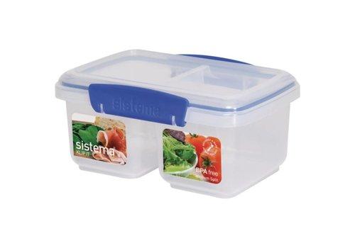 HorecaTraders Voedseldoos gesplitste basis (1 liter)