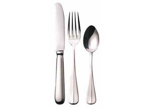 HorecaTraders Horeca Cutlery Sample Set Stainless Steel