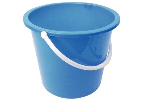 HorecaTraders Plastic bucket 10 liters   4 Colours