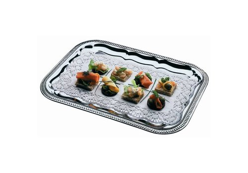 HorecaTraders Disposable serving bowl 41 x 31 cm