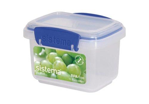 HorecaTraders Lebensmittel-Box (0,4 Liter)