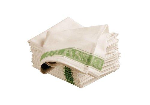 HorecaTraders Glass Cloth | 3 Colors