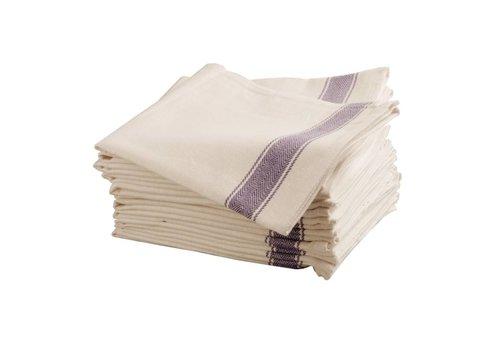 HorecaTraders Tea Towel (100% Cotton) | 2 Colors
