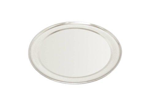 Vogue Aluminum Pizza Plate 20cm